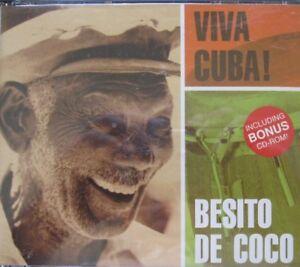 VIVA-CUBA-BESITO-DE-COCO-CD-BONUS-CD-ROM