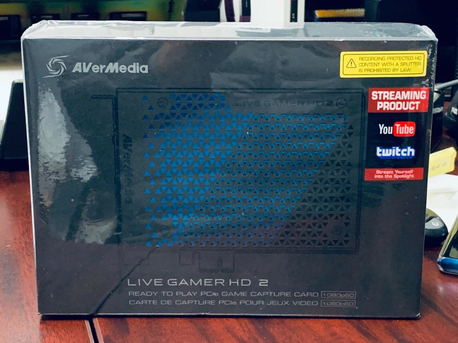 AVerMedia GC570 Live Gamer HD 2 Video Cards