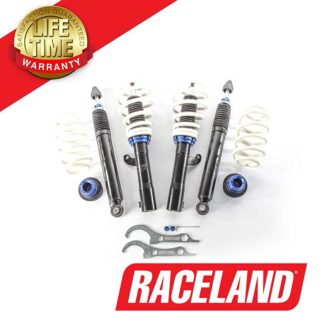 Raceland Primo VW Passat 3C B6 Ajustable Amortiguación Ballestas Suspensión Kit