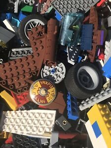 LEGO-Bulk-Lot-of-Assorted-Parts-and-Pieces-6-Lbs-6-Pounds-of-LEGO