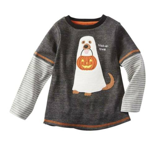 Mud Pie Halloween Dog Ghost T-Shirt  2T-3T 4T-5T