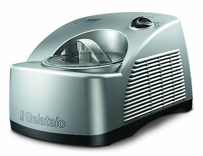 BRAND NEW! DeLonghi GM6000 Gelato Maker with Self-Refrigerating Compressor