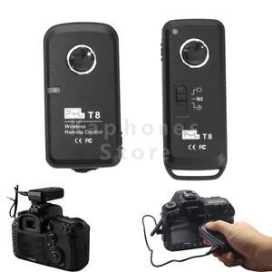 Details about Pixel T8 Wireless Shutter Remote Control For Nikon D750 D5300  D3200 D610 D7200