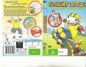 Stuart Little 2003 Tv Series Usa Complete Animated Series Animated Sl 2 Dvd Ebay