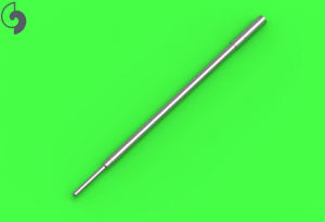 turned aluminum Pitot Tube AM-32114 Master Model 1//32 scale Gloster Meteor