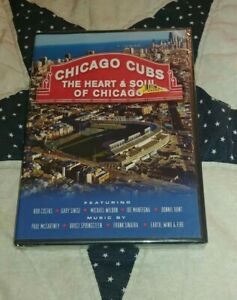 Chicago-Cubs-The-Heart-And-Soul-Of-Chicago-Brand-New-DVD
