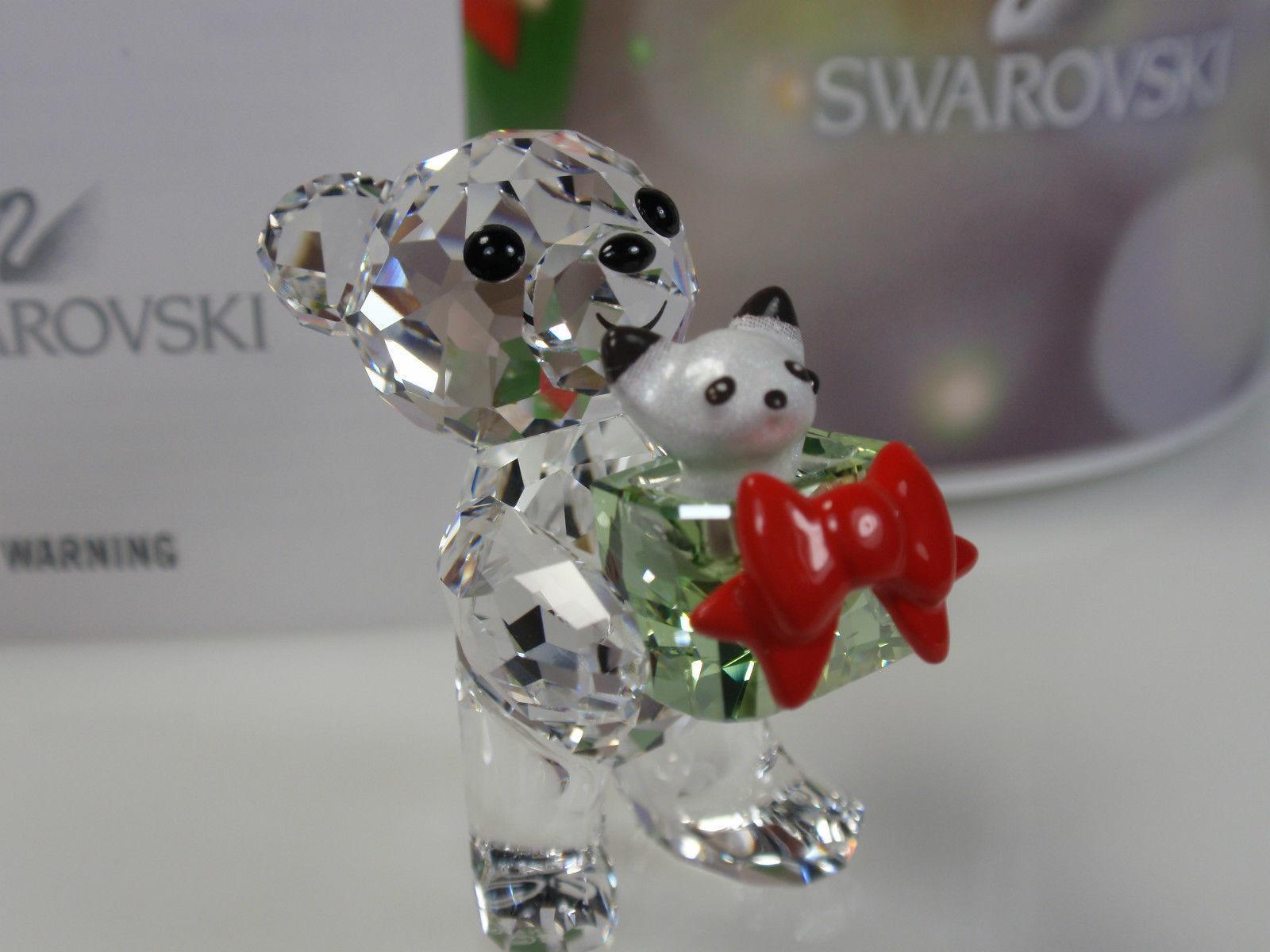 Swarovski limitada edición 2014 navideño Kris oso Bear 5058935 ap 2014 nuevo