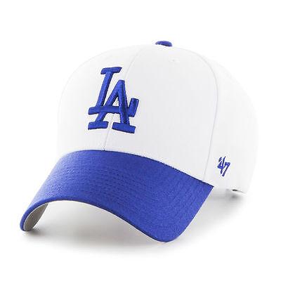 Sport Fanartikel Dodgers Basecap Baseballcap Mvp-2-tone Brand '47 Baseball Attraktives Aussehen Romantisch Mlb Los Angeles L.a