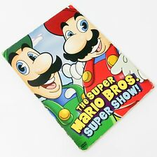 Super Mario Brothers Super Show Vol 1 Dvd 2006 4 Disc Set