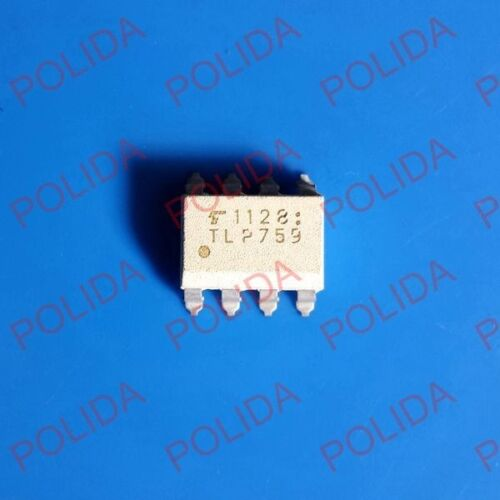 TLP759 SMD 10PCS OPTOCOUPLERS TOSHIBA SOP-8