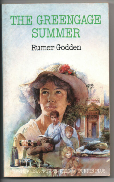 The Greengage Summer  by Rumer Godden (Puffin Plus S.) Paperback