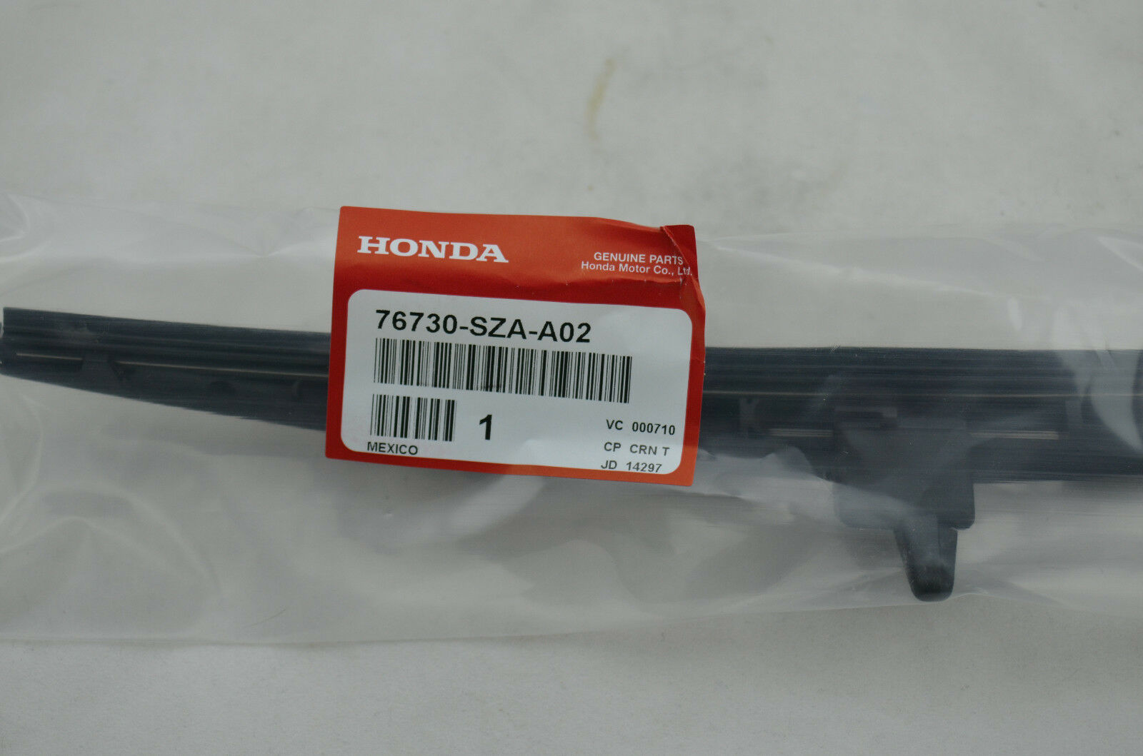 Genuine 76730-SZA-A02 Replacement for Honda Pilot Rear Windshield ...