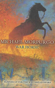War-Horse-by-Michael-Morpurgo-Acceptable-Used-Book-Paperback-FREE-amp-FAST-Deli