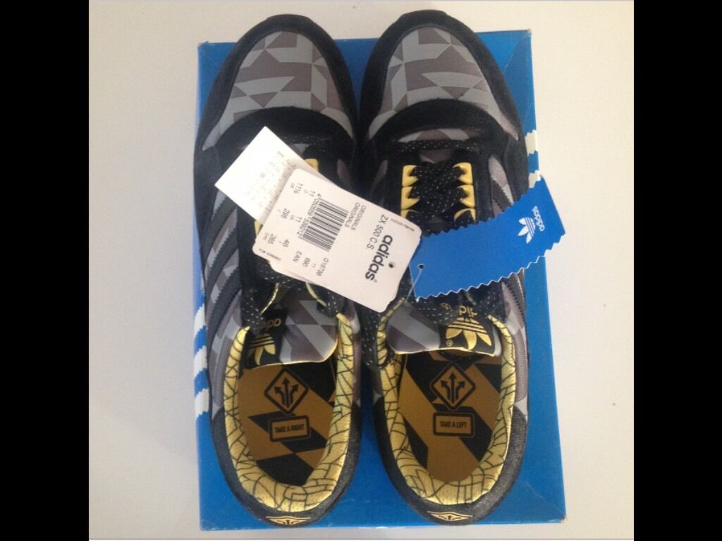 adidas zx500 sneaker pack. limited edition c.s. city pack. sneaker nuove hombre numero 46. 44659a