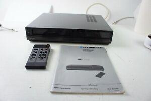Blaupunkt  RTV-740 Hifi VHS Videorecorder mit Anleitung und Fernbedienung Hi-789