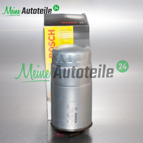 ORIGINALE Bosch Diesel krafstofffilter BMW 3er 5er Touring x5 RANGE ROVER III NUOVO