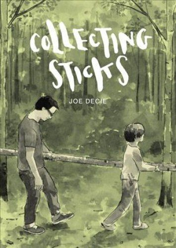 Collecting Sticks by Decie, Joe Book The Cheap Fast Free Post 9781910702734