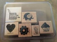 Stampin' Up Out Of The Box Hostess Stamp Set