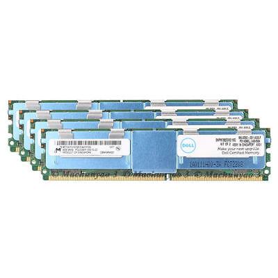 PC2-5300F DDR2 Fully Buffered Server Memory RAM for HP xw8600 4x8GB 32GB