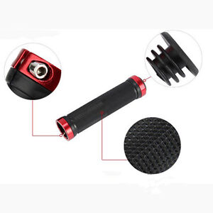 New Cycling Handlebars Lock-on Non-slip rubbe Handle Grips For Mountain Bicycle
