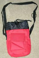 Red Thermal Carrying Bag Great For Lunch Drinks Etc...