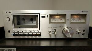 Sony-TC-K15-Cassette-Deck-3-Head-Comes-with-Belt-Kit-they-need-changing