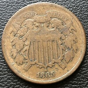 1865-Two-Cent-Piece-2c-Mid-Grade-20118