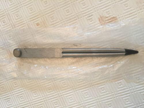 Compas droit à charnière acier à pointes sèches Menuisier Longue 16