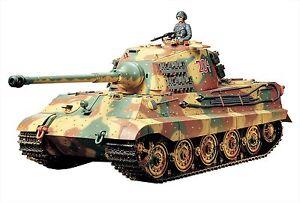 Tamiya-1-16-RC-Tank-No-17-German-Heavy-Tank-King-Tiger-Full-Operations-Set