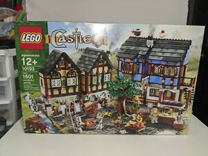 Lego-Castle-10193-Medieval-Market-Village-Sealed-Box