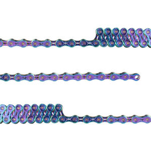 12 Speed SLR Chain Road Bicycle ultralight Rainbow Chains for MTB Mountain Bike