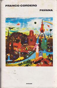 Franco-Cordero-PAVANA-Einaudi-1972