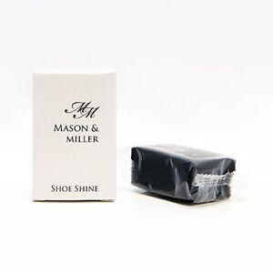 1x-Mason-amp-Miller-Scarpa-lucidante-spugna-per-Hotel-Guest-Houses-B-amp-B-039-S