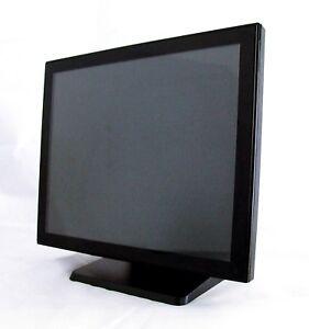 """4pos Mcm-417 Justtouch Clients Display Caisses Display Touch Moniteur 17""""-afficher Le Titre D'origine"""