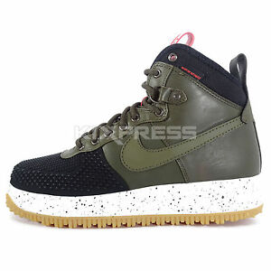 best website 011ab 5e75f La foto se está cargando Nike-Lunar-Force-1-Duckboot-805899-001-NSW-