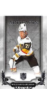 2018-19-Upper-Deck-Artifacts-Hockey-Cards-Pick-From-List-Rookies-Legends-SPs