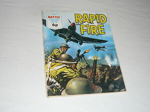 Battle picture library comic magazine no688 rapid fire ju87 ww2 wwii image is loading battle picture library comic magazine no688 rapid fire publicscrutiny Image collections