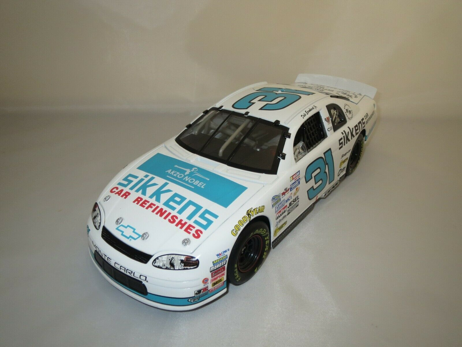 Action Performance  Nascar  Item 220721  Dale  Earnhardt  Jr. Sikkens   31  | Schön In Der Farbe