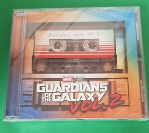 GUARDIANS-OF-THE-GALAXY-2-Soundtrack-CD-2017