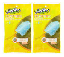 Swiffer Duster Starter Kit, Dust Lock Handle & Duster Easy Cleaning, Pack of 2