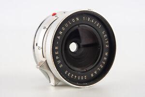 Leica-Leitz-Wetzlar-Super-Angulon-21mm-f-3-4-Weitwinkel-Objektiv-W-Cap-M-Mount-v04