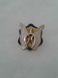 Authentic-US-Army-17th-Cavalry-Regiment-DI-DUI-Unit-Crest-Insignia-D22