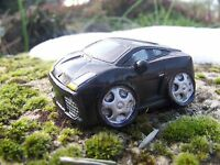 39515 T Figurine Lamborghini Voiture Miniature Noir