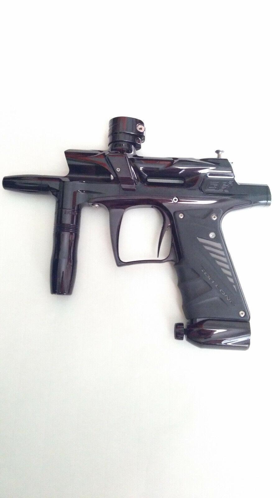 2010 Bob Long G6R Electronic Paintball Marker Gun