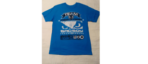 NEW-Bad-Boy-Badboy-MMA-Mixed-Martial-Arts-Men-039-s-T-Shirt-Blue-Sz-L