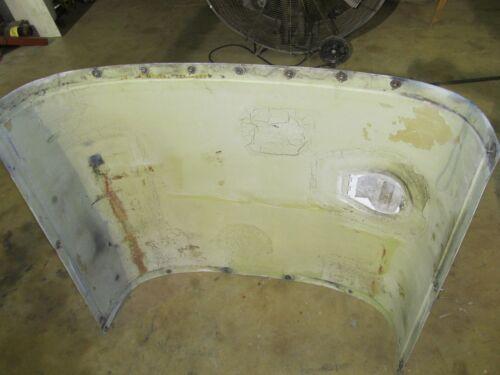 No dents Good oil door.. Details about  /Beechcraft Duchess Left Hand Upper Cowling