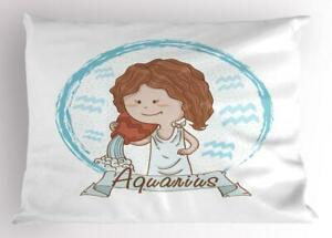 Astrology-Pillow-Sham-Decorative-Pillowcase-3-Sizes-Available-for-Bedroom-Decor