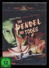 DVD DAS PENDEL DES TODES UNCUT VINCENT PRICE + BARBARA STEELE (Edgar Allen Poe)