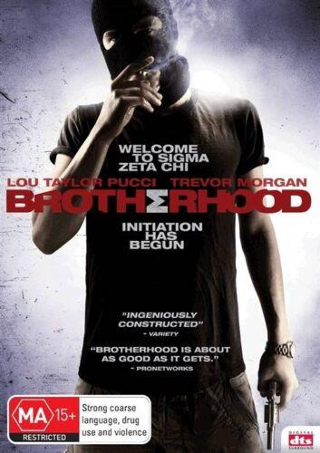 1 of 1 - Brotherhood (DVD) THRILLER Initiation Has Begun [Region 4] NEW/SEALED