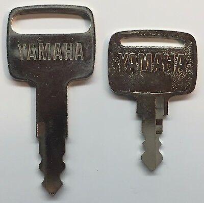 Key No. 453 for Yamaha Outboard Ignition Keys